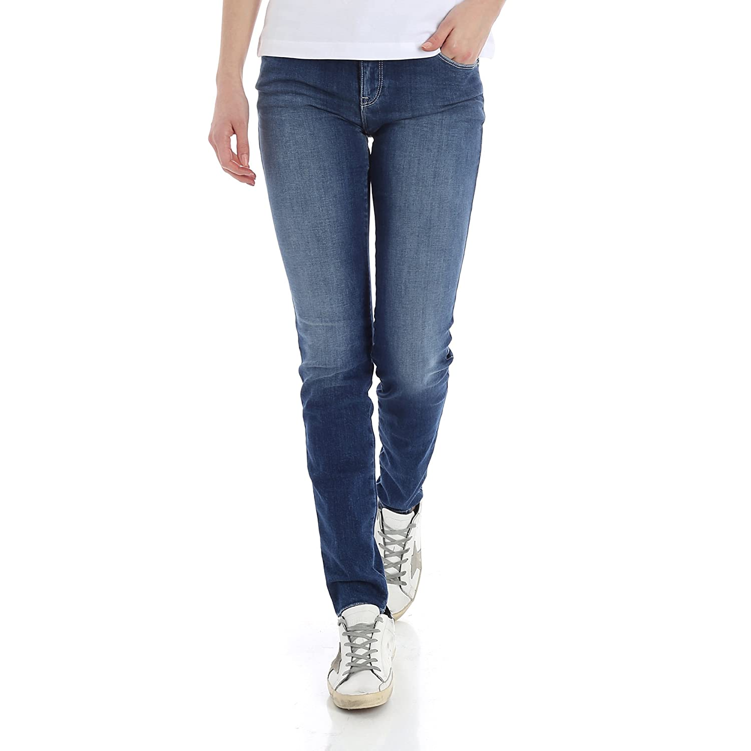 Emporio Armani Jeans J23 donna Super Skinny In Denim Stretch 3Z2J23 2D92Z