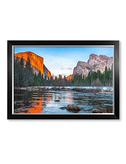 4 Sizes Grand Canyon CANVAS PRINT Wall Decor Art Giclee Nature View Scenery