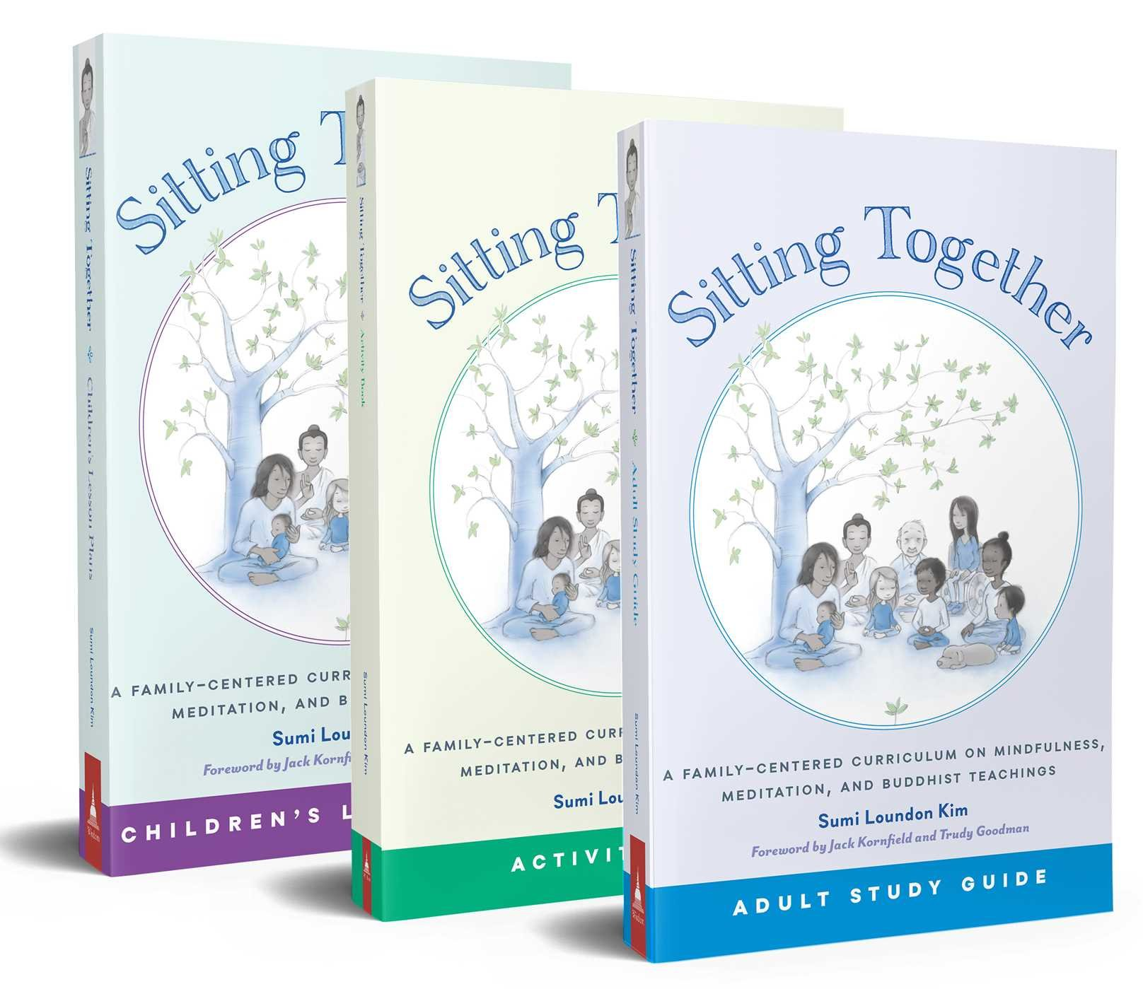 Download Sitting Together: A Family-Centered Curriculum on Mindfulness, Meditation & Buddhist Teachings pdf epub