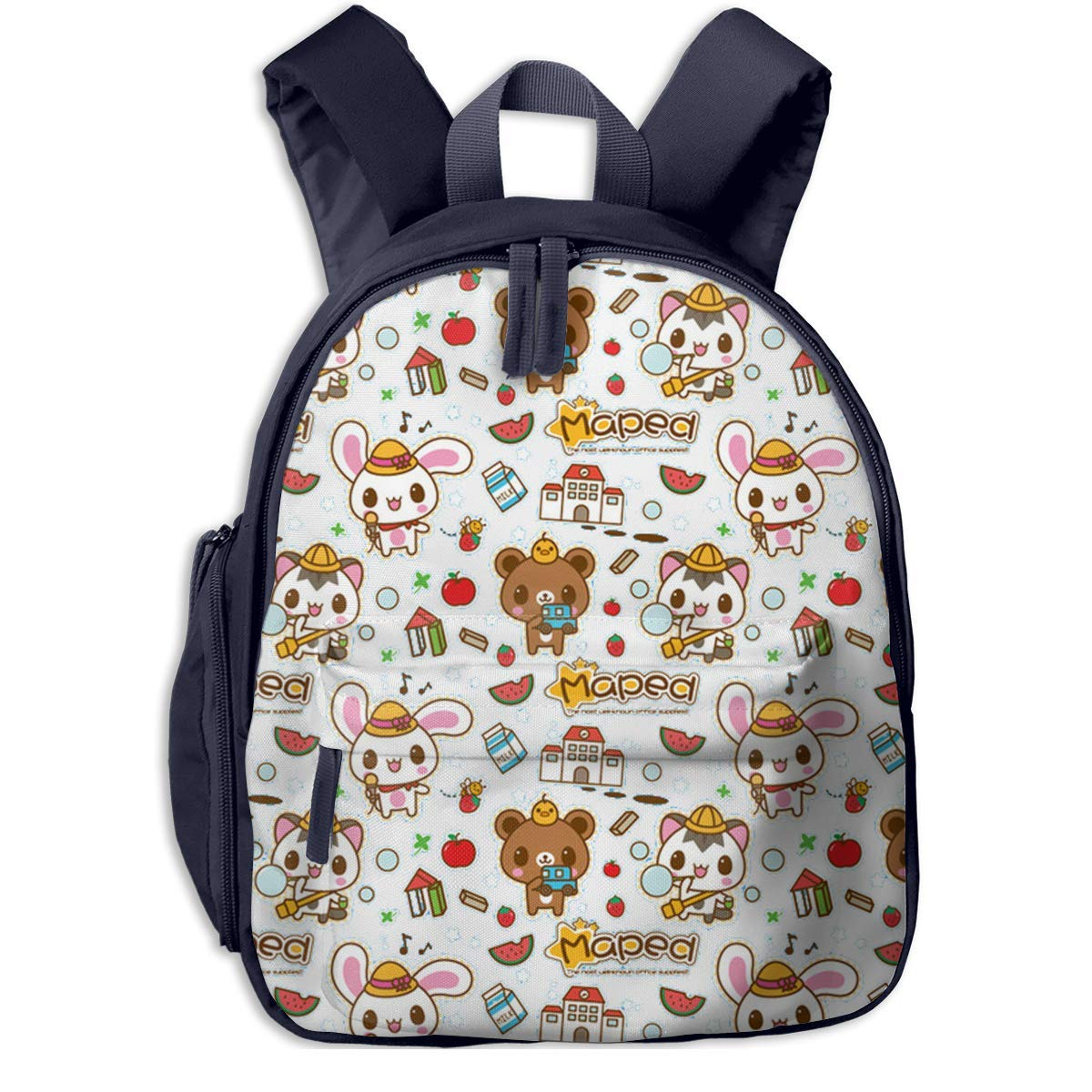 School Backpack for Girls Boys, Kids Cute Rabbit Bear Cartoon Backpacks Book Bag B07MNS2V8B Daypacks Geschwindigkeitsrückerstattung