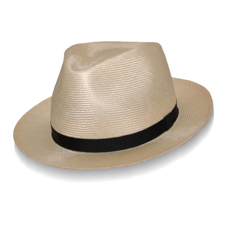 4da1d31e0 Barbisio Chelsea Parabuntal Straw Hat at Amazon Men's Clothing store: