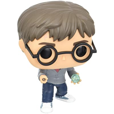 Funko Harry Potter Harry w/Prophecy (BD) Pop Figure: Funko Pop! Movies:: Toys & Games