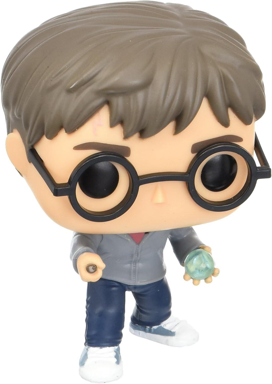 Funko Harry con Prophecy Figurina de Vinillo, Colección Harry Potter POP Movies, 9 cm (10988)