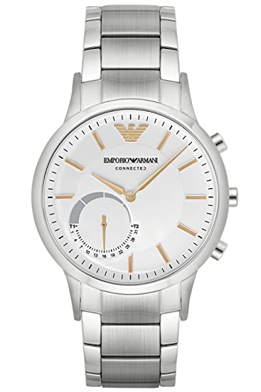 Emporio Armani Connected Smartwatch ART3005: Amazon.es: Relojes