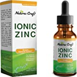 Liquid Zinc Sulfate Immunity Booster - Pure Zinc Supplement for Immune Support Mood Boost and Brain Support - Immune…