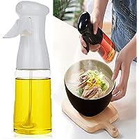 Botella pulverizadora de aceite de oliva para cocina, botella de aceite de oliva, ideal para ensalada de barbacoa…