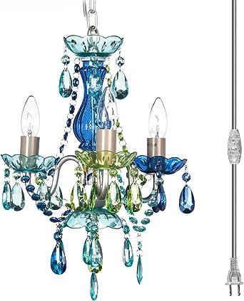 Amazon.com: Lámpara de techo Gypsy Color, 120.00watts ...