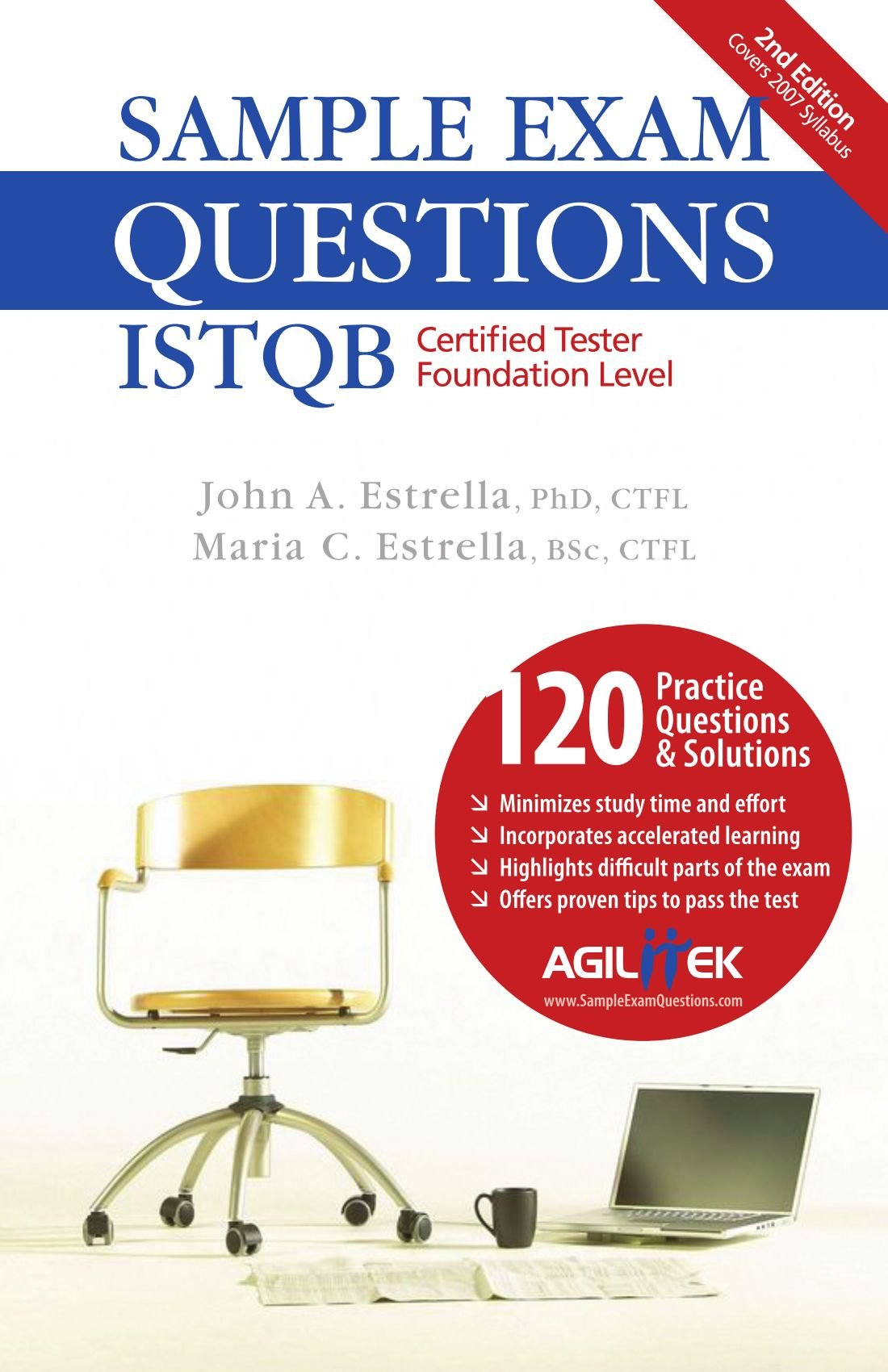 Sample exam questions istqb certified tester foundation level sample exam questions istqb certified tester foundation level amazon phd ctfl john a estrella 9781425131333 books 1betcityfo Image collections