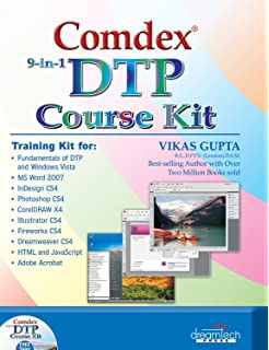 Rapidex Dtp Course Book