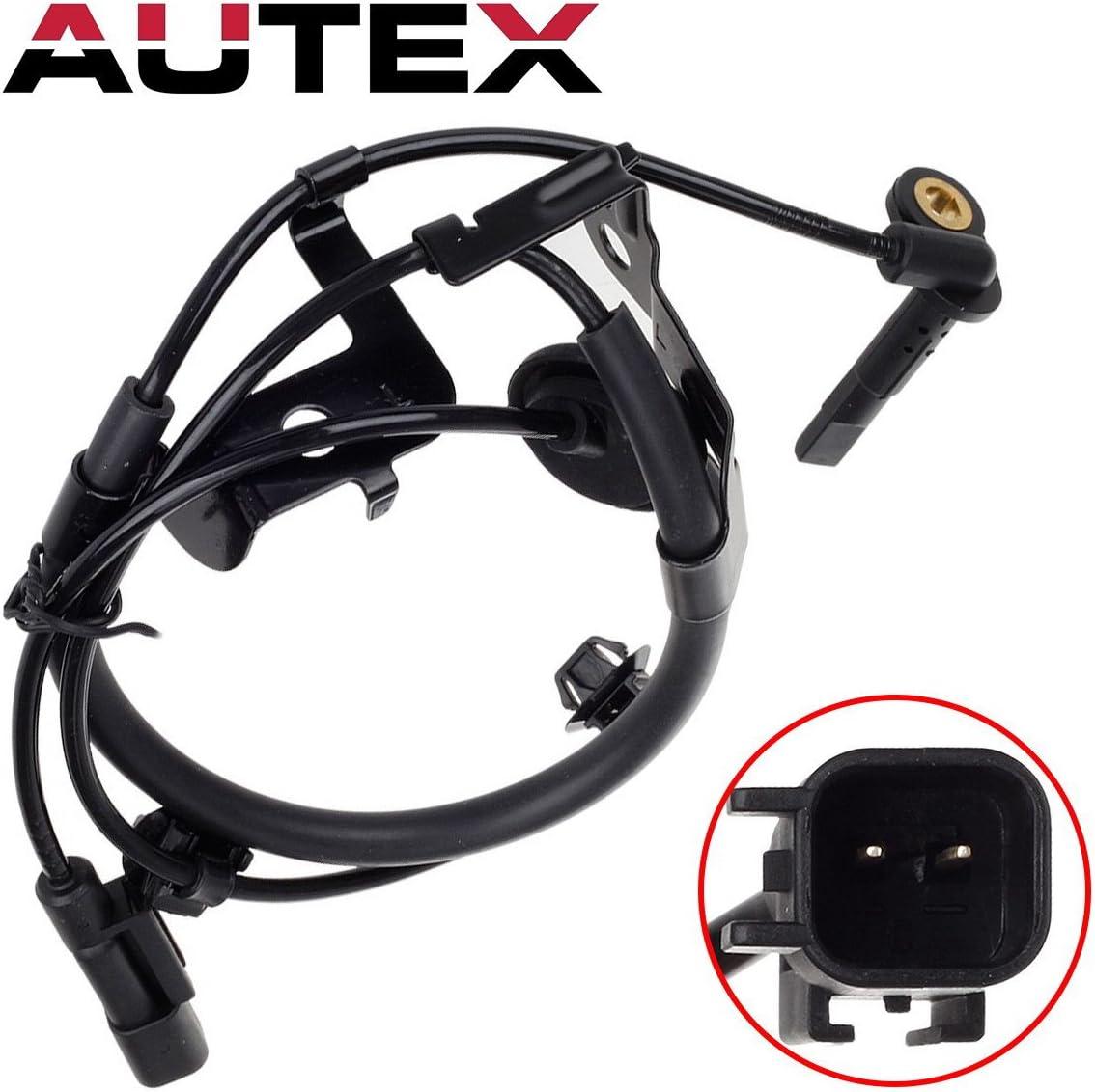 ABS Wheel Speed Sensor Rear Driver Side for Mitsubishi Outlander Lancer 4670A157