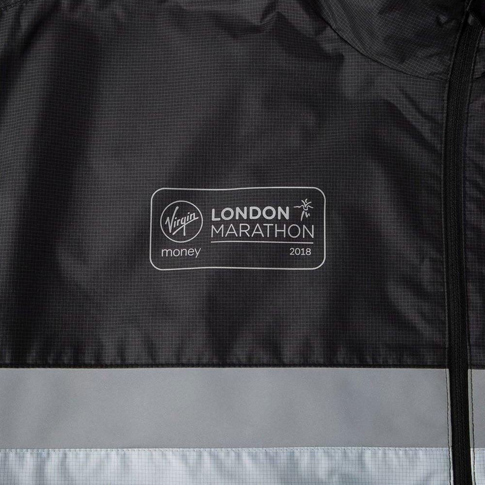 d25c311591552 New Balance London Edition Windcheater Jacket - SS18 - Large Black:  Amazon.co.uk: Clothing