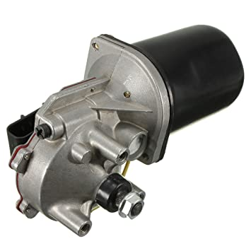 nbms 12 V Negro de Face Wiper Windscreen Motor para Opel Corsa ...