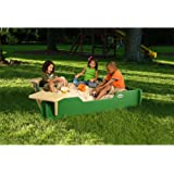 Sandlock Sandboxes CSG-6060 Sandbox