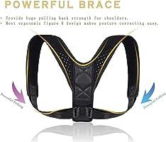 DRASE Adjustable Back Brace