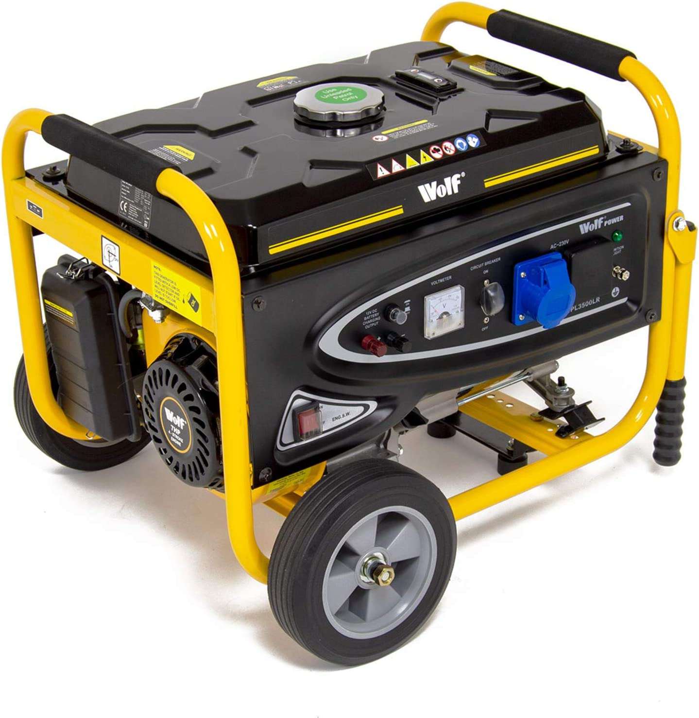 Portable Mains Generators | The Caravan