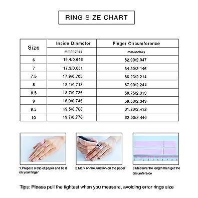 Cross Ring for Women Statement Engagement Enhancers Ring