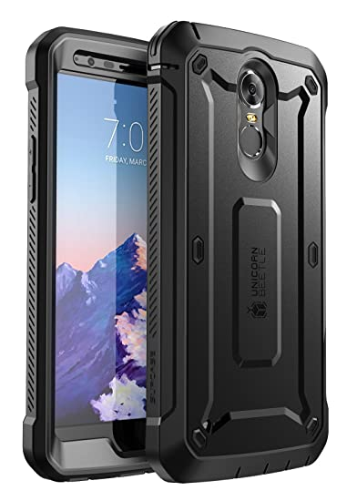 half off 4c760 09493 LG Stylo 3 Case, LG Stylo 3 Plus/LG LS777 Case, SUPCASE [Unicorn Beetle PRO  Series] Full-body Rugged Holster Case with Built-in Screen Protector for ...
