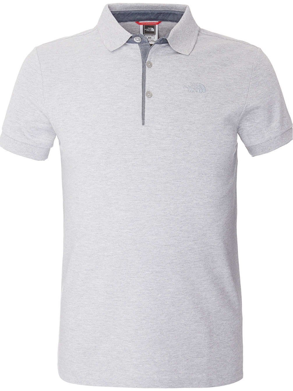 The North Face M Premium Polo Piquet Polo Gris para Hombre: Amazon ...