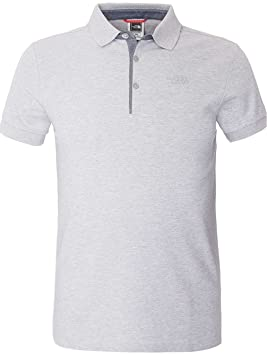 the north face m premium polo piquet