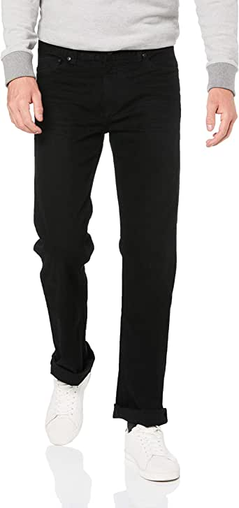 Calvin Klein Men's Straight Jeans