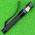 HARDK Visual Fault Locator Red Light Fiber Optic Cable Tester Meter 20mW 20KM Cable Test Equipment Suitable
