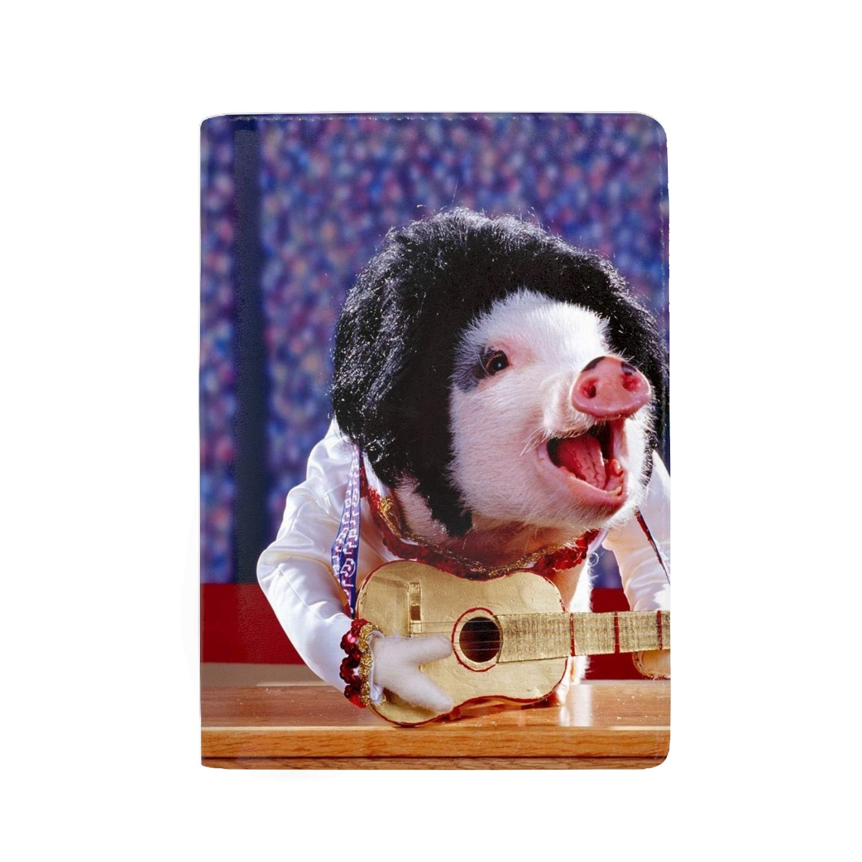 XOXO Bird In Your Moms Vest Quail Travel Wallet RFID Blocking Document Organizer Bag Family Passport Holder