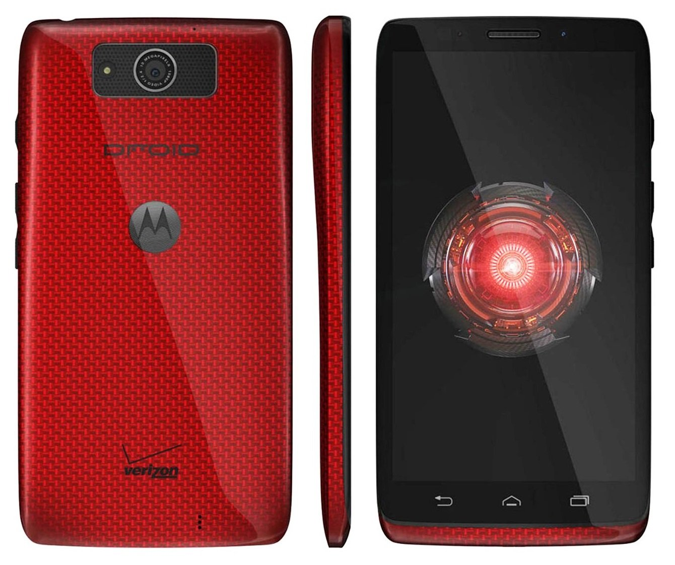 Motorola DROID ULTRA, Red (Verizon Wireless)