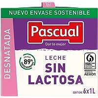 Pascual Leche Sin Lactosa Desnatada - Paquete