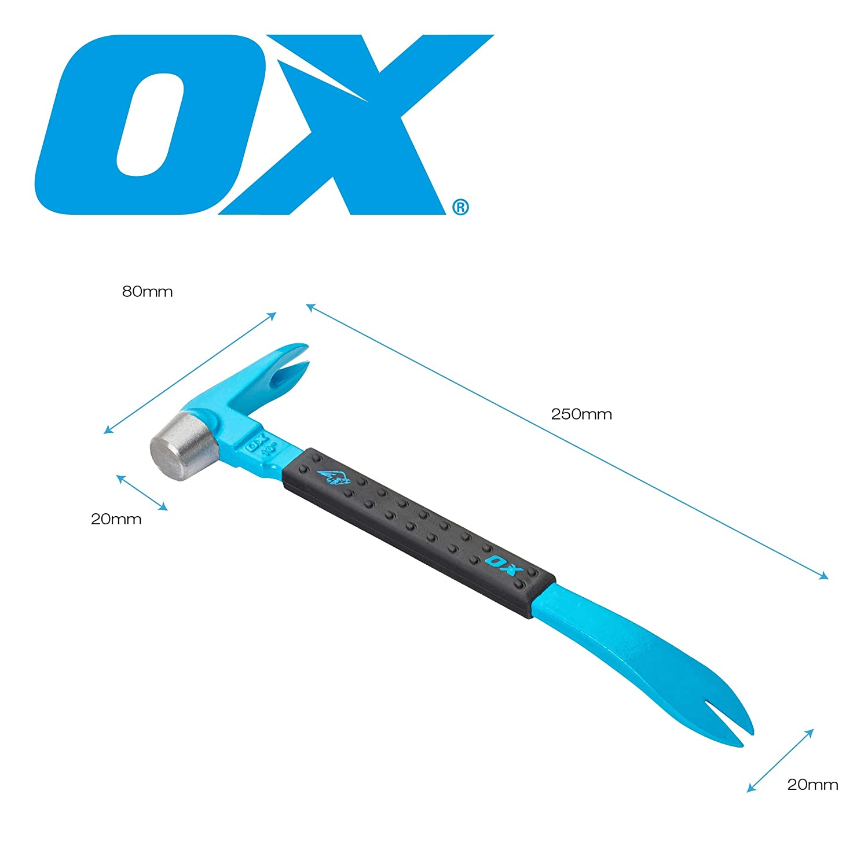 OX Pro Claw Bar 10 250mm