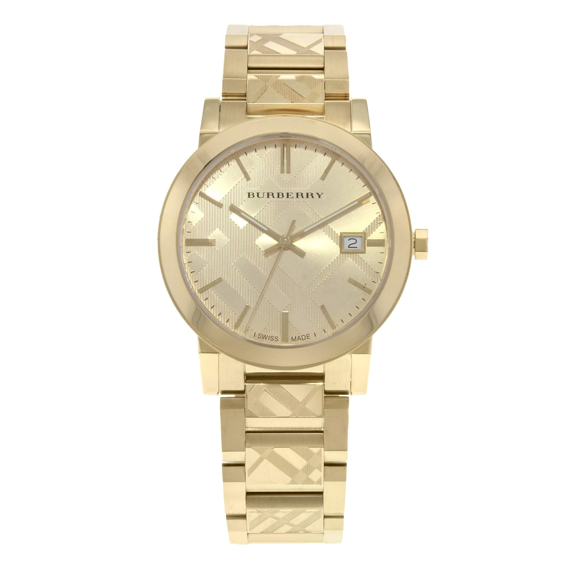 Burberry The City Quartz Male Watch BU9038 (Certified Pre-Owned)