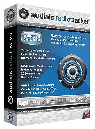radiotracker 8
