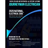 2020 Journeyman Electrician Exam Questions and Study Guide: 400+ Questions from 14 Tests: Practice Exams, Exam Review…