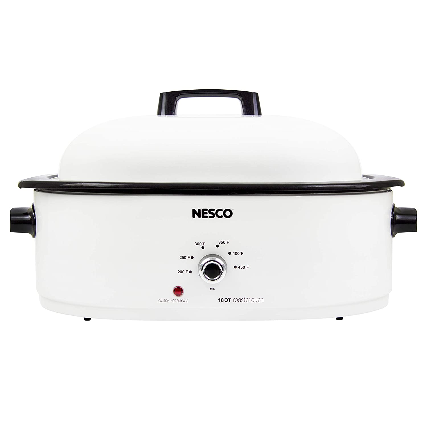 NESCO MWR18-14 Roaster Oven 18 Quarts White