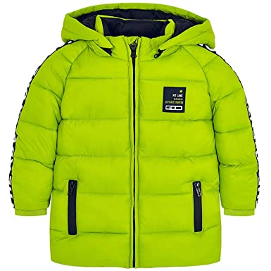 super popular deed2 ec26b Mayoral - Jungen Jacke Winterjacke, grün - 4.420gr: Amazon ...