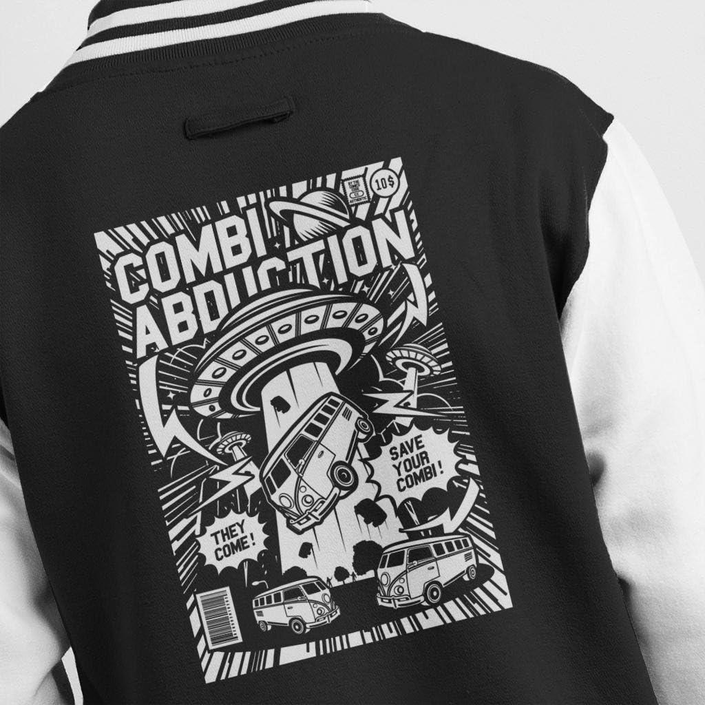 Cloud City 7 Combi Abduction Mens Varsity Jacket