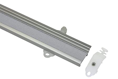 GARDINIA Panel carrier for panel curtain rails and curtain rods with