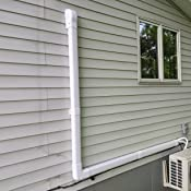 """Central Air Conditioner Ratings And Reviews >> Amazon.com: Hide-A-Line 4"""" 14 Ft Mini split and Central ..."""