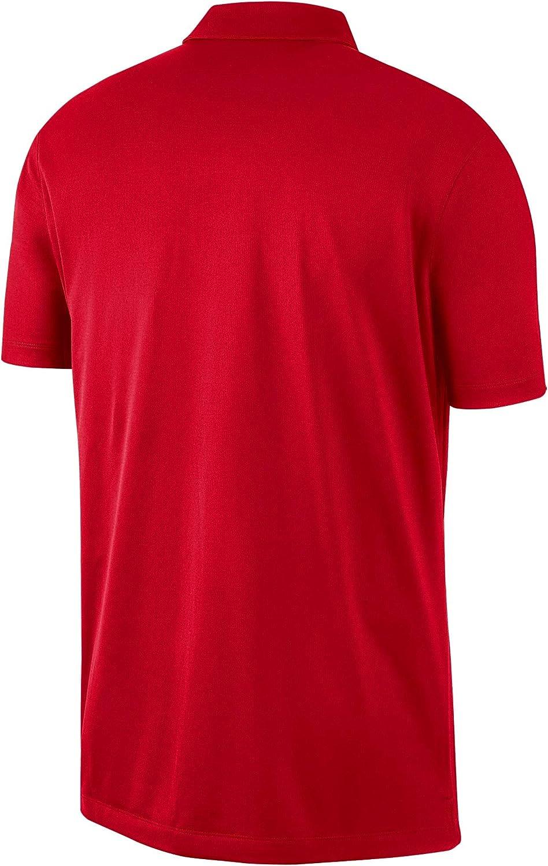 Nike Mens Atlanta Falcons Franchise Red Polo