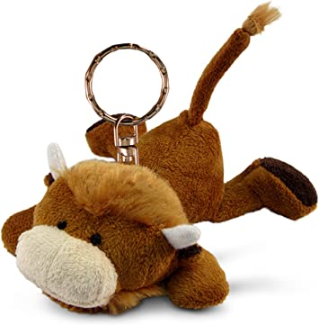 Toy Story 4 Plush Doll Soft Toys Key Ring Key Chain Clips Keyring Keychain 4/""