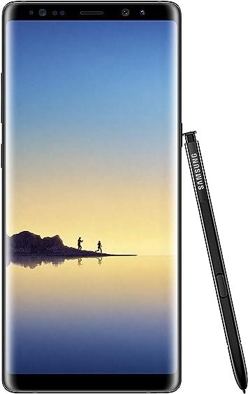Samsung Galaxy Note 8, Smartphone Libre (6.3, 6GB RAM, 64GB, 12MP/Versión Italiana: No Incluye Samsung Pay ni Acceso a promociones Samsung Members), Color Negro: Amazon.es: Electrónica