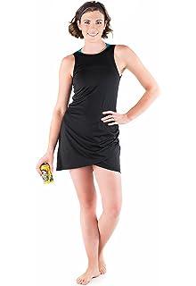 01e2309aec0a Amazon.com   Speedo Women s Romper Cover Up Dress   Sports   Outdoors