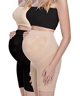07b87a09d08 Peauty Maternity Shapewear for Dresses Women s Soft and Seamless Pregnancy  Underwear