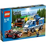 LEGO City 4441: Police Dog Van