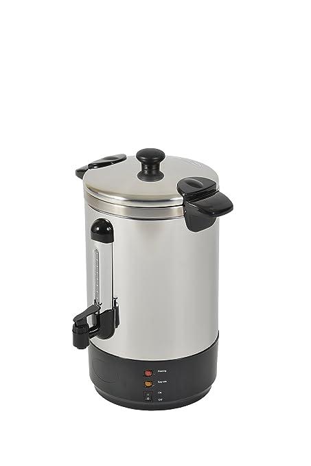KitchenChef ZJ-88 - Cafetera (Independiente, 8,8 L, 950 W, Acero ...