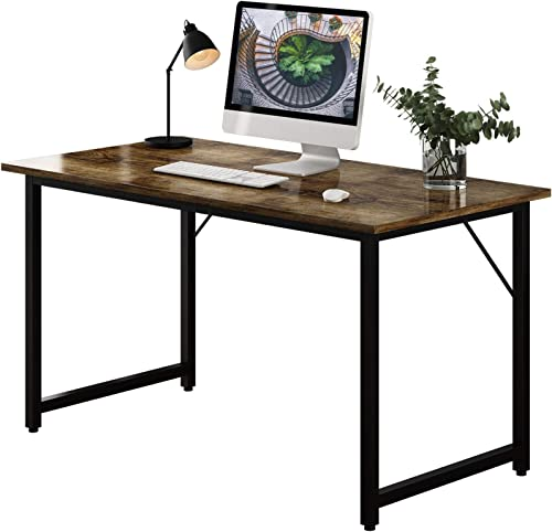 WDT 48 Inch Home Office Industrial Computer Desk