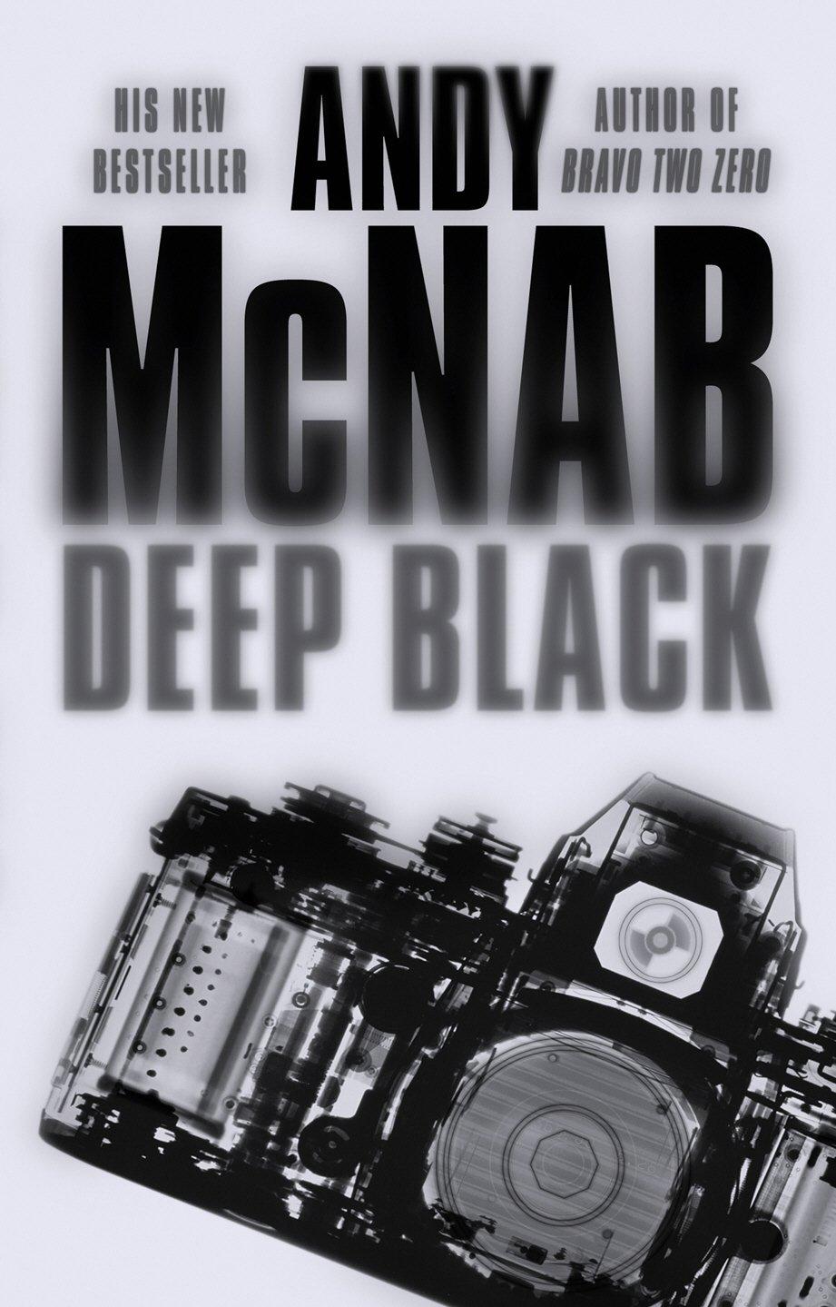 Deep Black Andy McNab