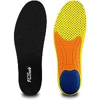 PCSsole Plantillas para Zapatos de Deportivas Amortiguadoras, cómodas