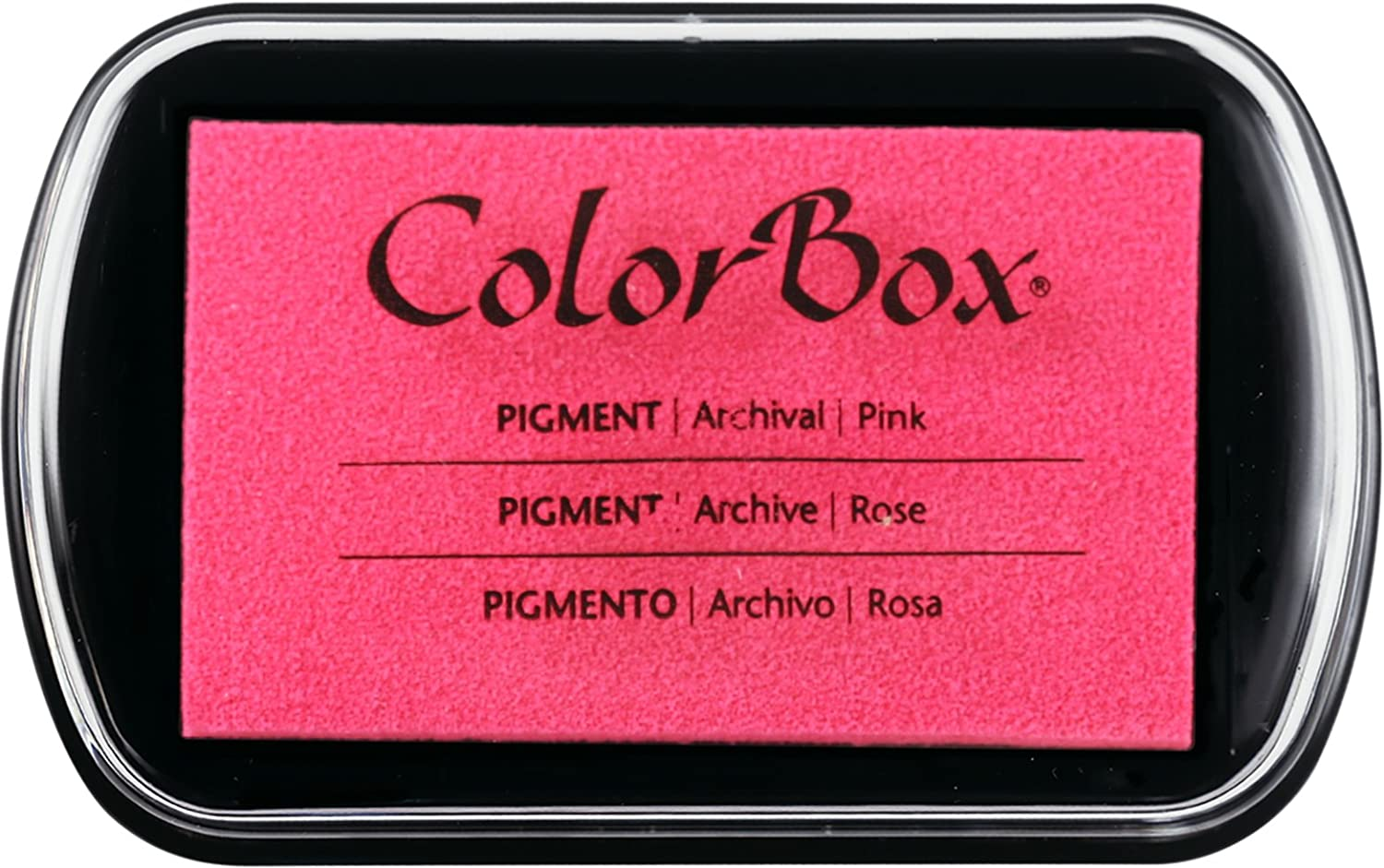 Clearsnap Colorbox Metallic Pigment Inkpad Gold 19000-19091 Ink Pad