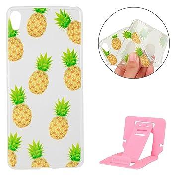 coque huawei y5 ii ananas