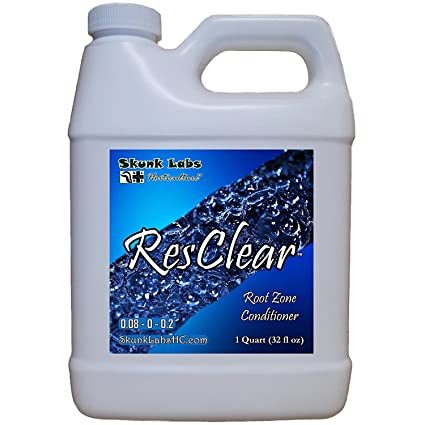 Resclear root zone conditioner optimizer 1 quart bacteria fungi resclear root zone conditioner optimizer 1 quart bacteria fungi algae water treatment for plants publicscrutiny Image collections